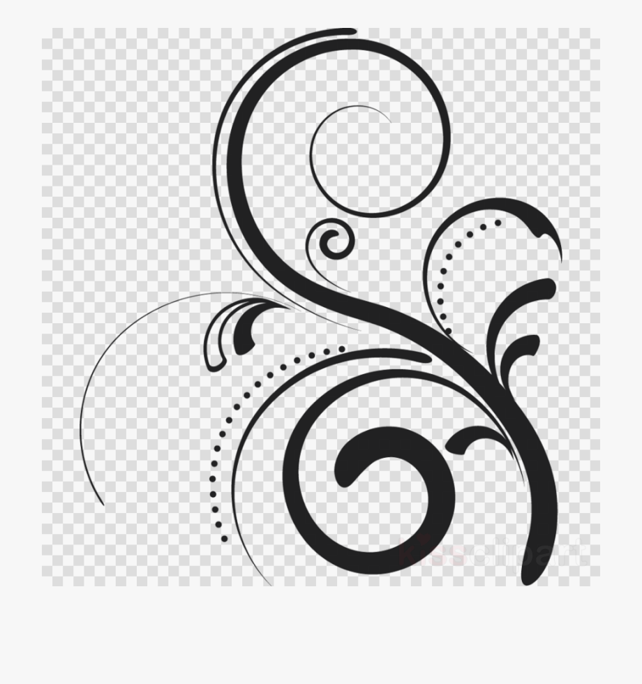 Clip Art Flourish , Png Download.