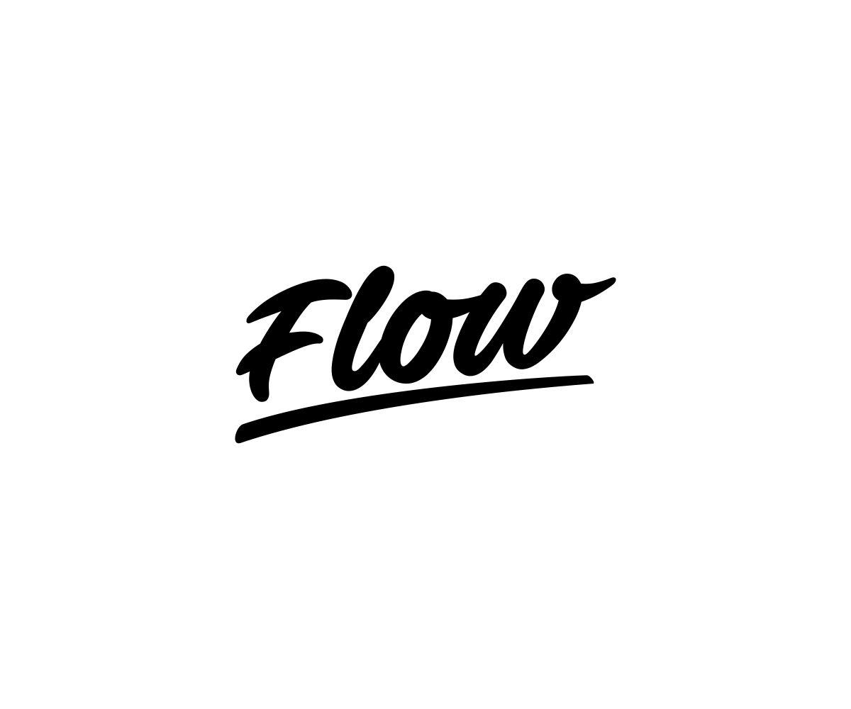 Modern, Playful, Tech Logo Design for Flow Design Lab by.