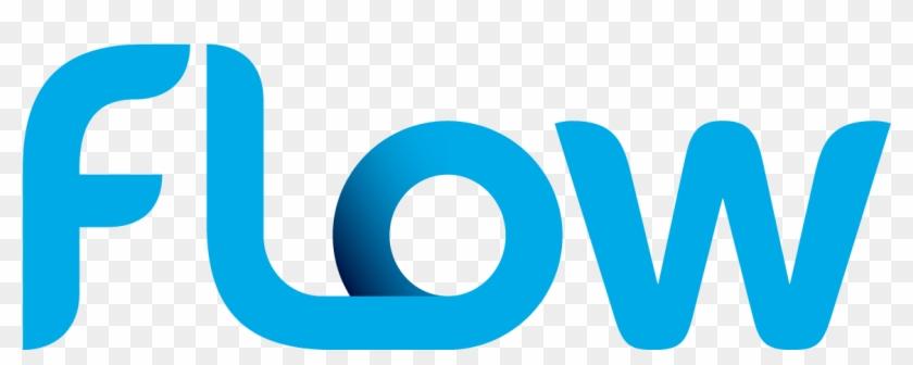 Flow Jamaica Logo.