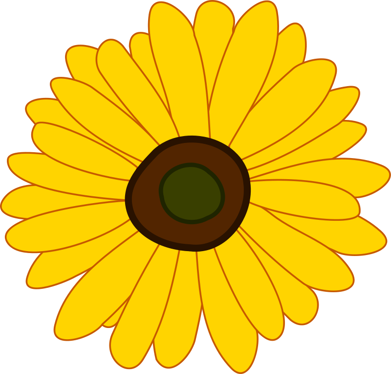 Free clip art graphics flowers free flower clipart cards.