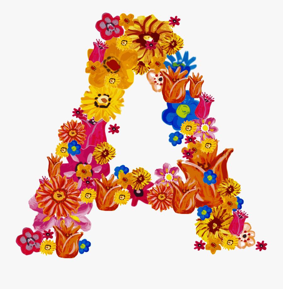 Font Flower.