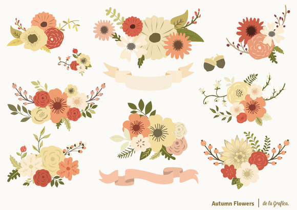 Flower autumn clipart 20 free Cliparts | Download images ...