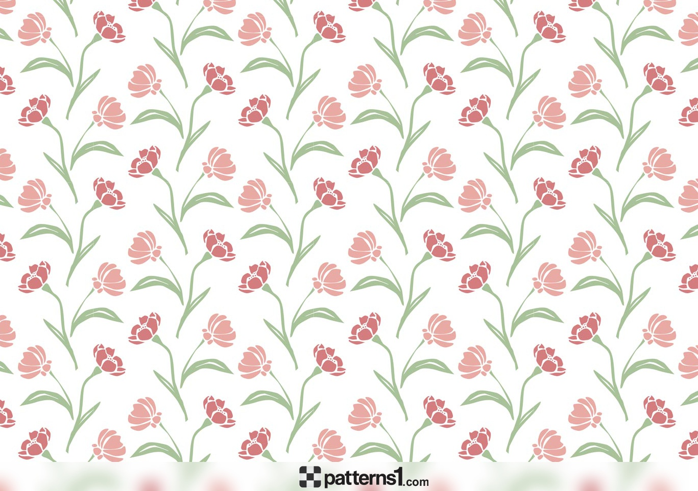 Flower background clipart - Clipground