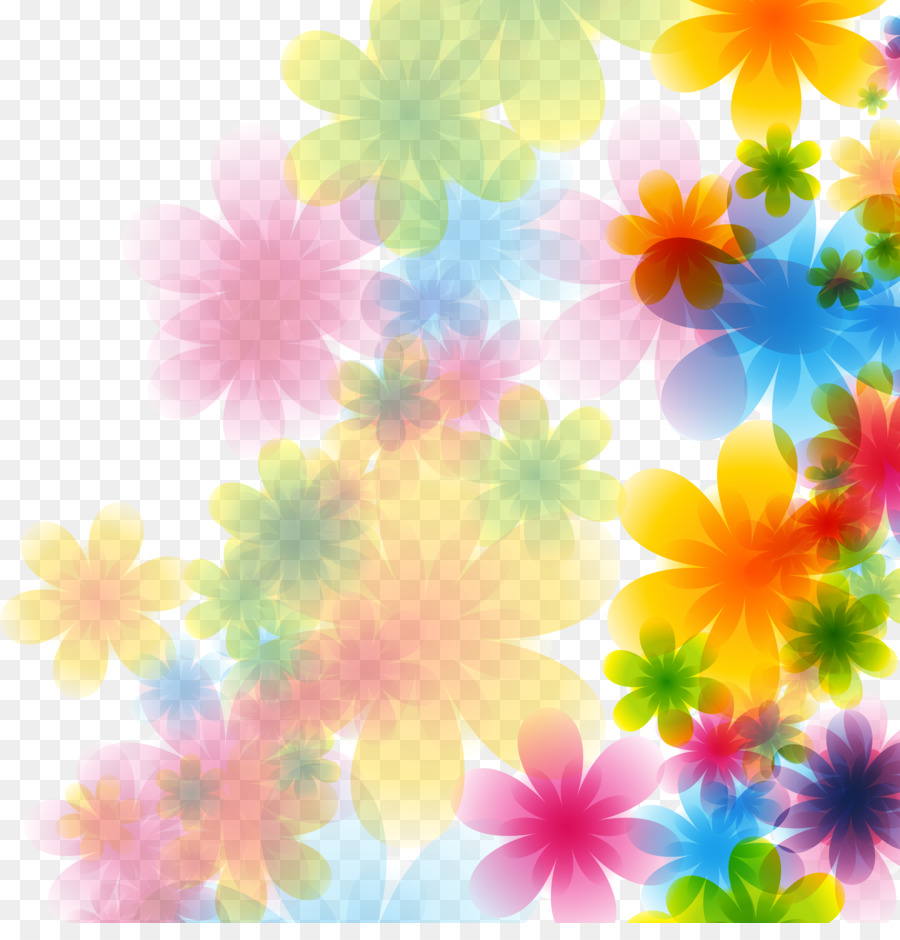 Flower background clipart 7 » Clipart Station.
