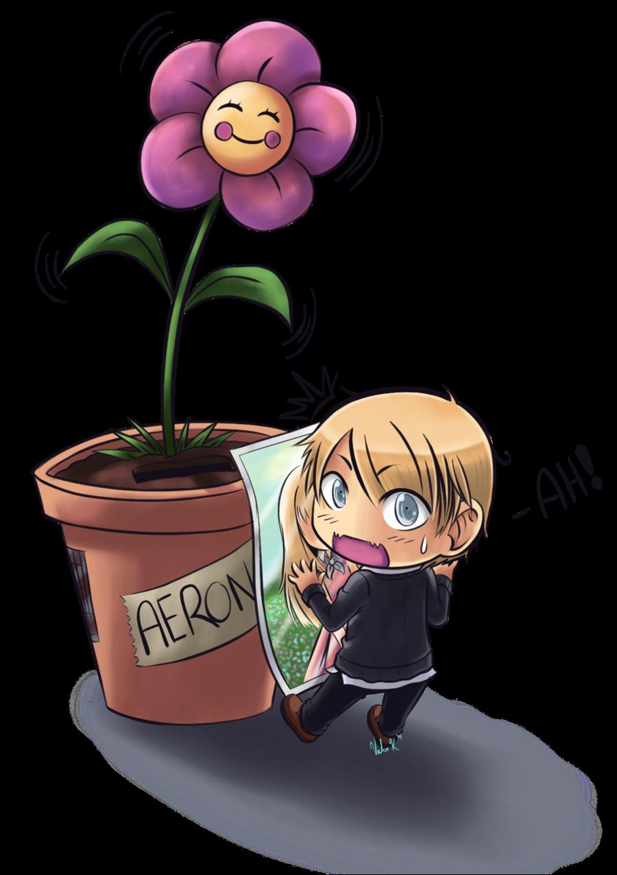 MM} Aeron's Flower Bank by Nikae on DeviantArt.