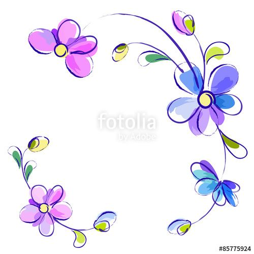 1000+ images about flowers and bouquets. drawings on Pinterest.