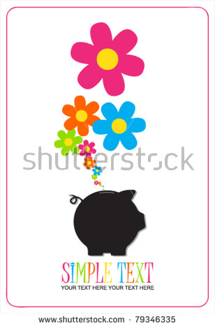 Money Flower Stock Photos, Royalty.