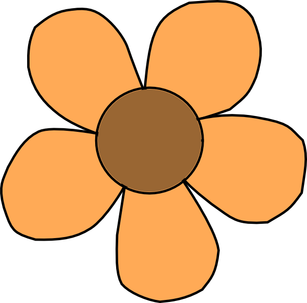 Bloom Clip Art at Clker.com.