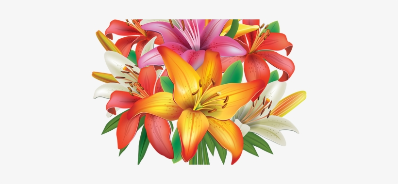 Bouquet Vector Flower Bokeh Png Royalty Free.
