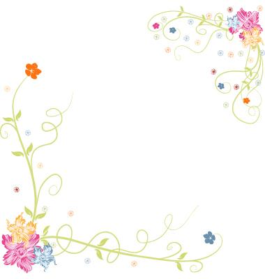 Flower Border Download.