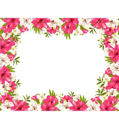 Flower Borders Free Download.