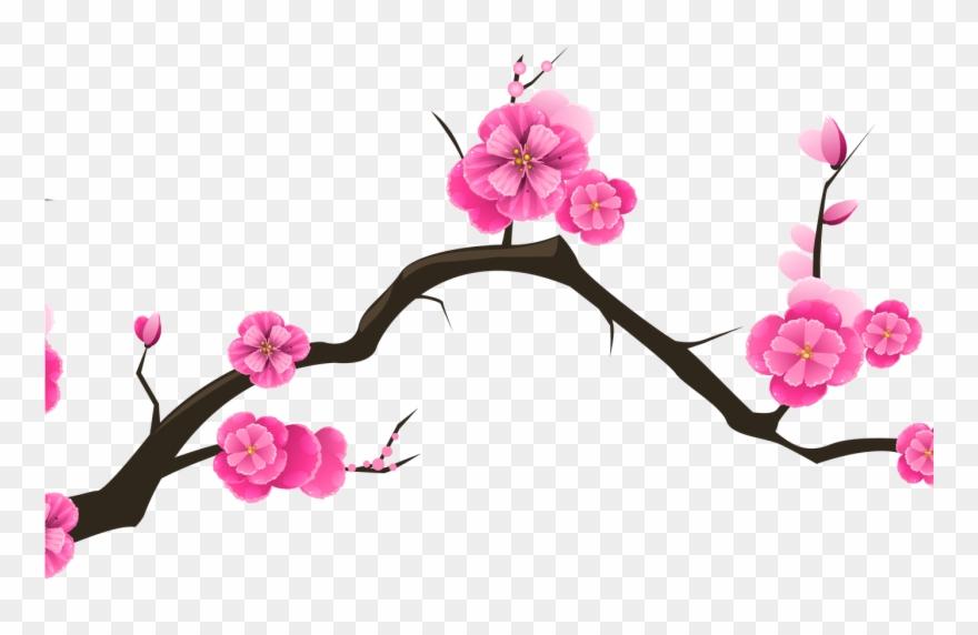 Sakura Branch Transparent Clip Art Image Gallery Yopriceville.