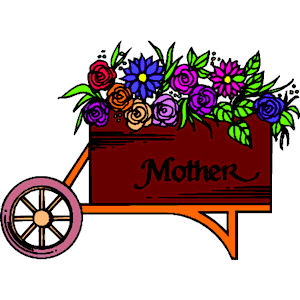 Flower Cart clipart, cliparts of Flower Cart free download (wmf.