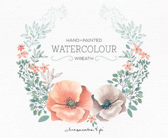 Flower center clipart #7