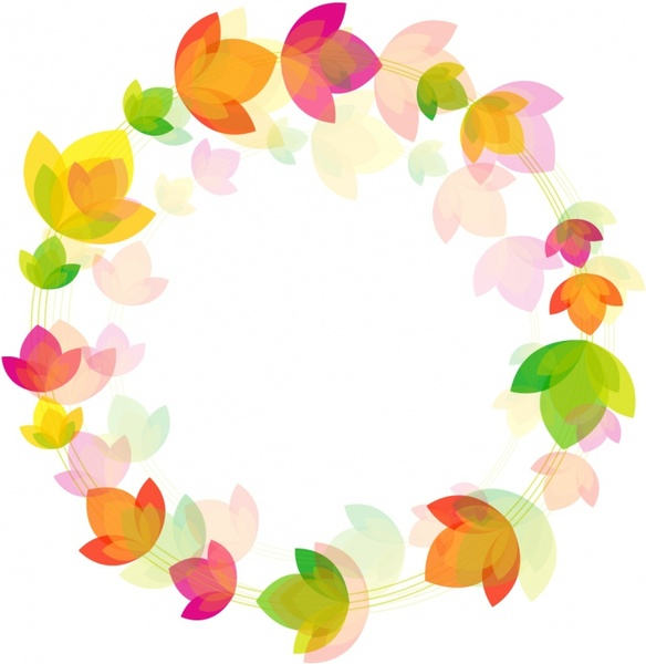 Vector flower circle free vector download (13,926 Free vector) for.
