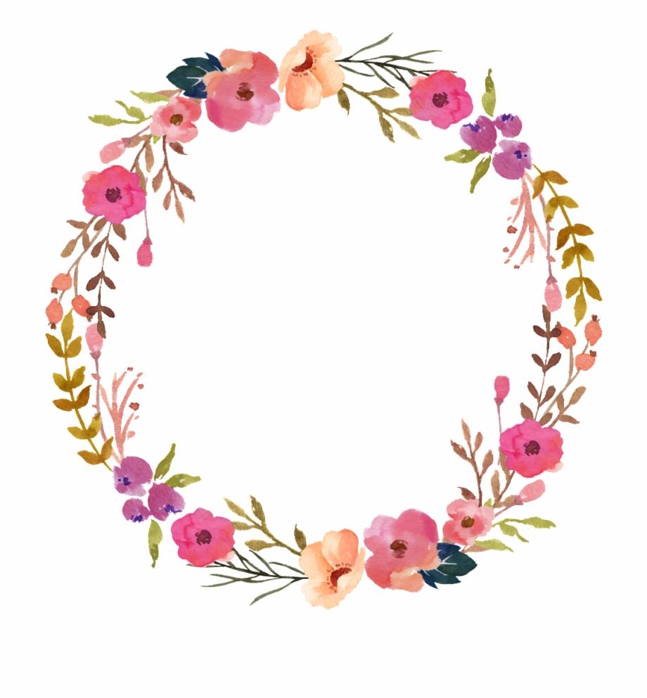 Transparent Background Flower Circle, Transparent Png Download For.