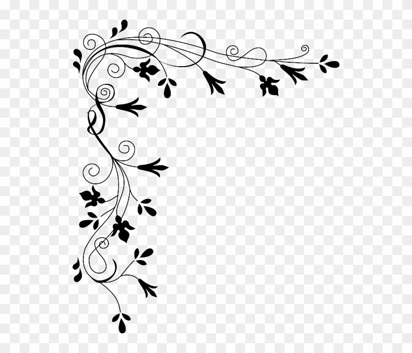 Lace Flower Clipart.