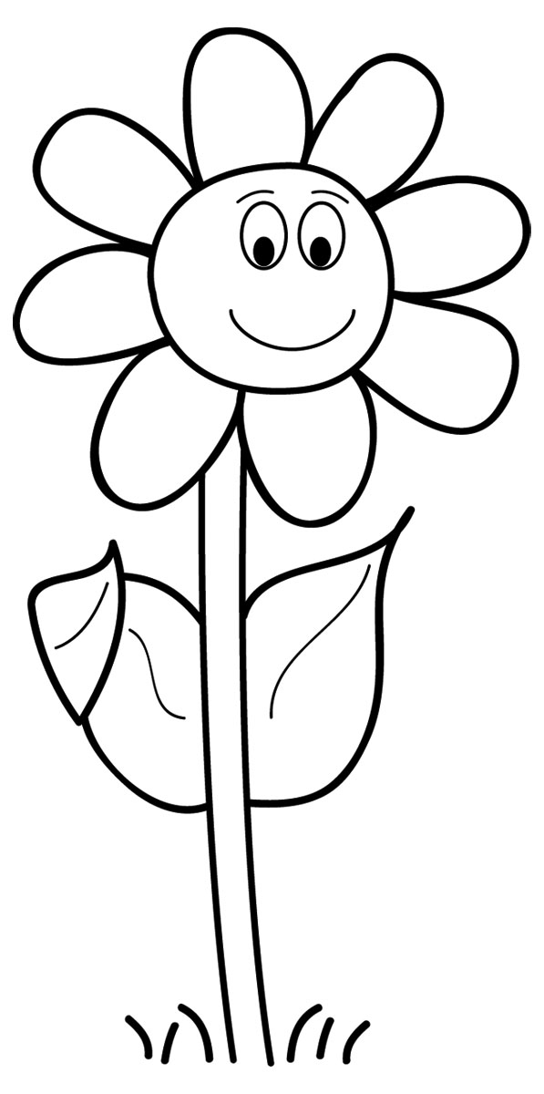 Free Flower Images Black And White, Download Free Clip Art.
