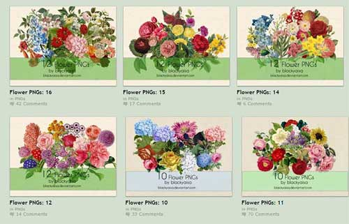 Flower PNG Files: 1K+ Free Transparent Flower Images.