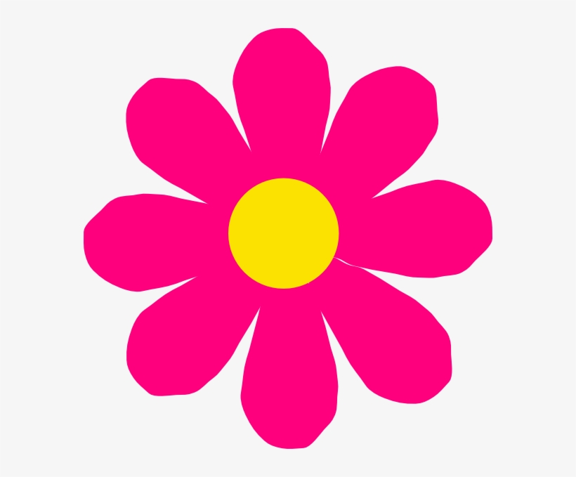 Barbie Clipart Flower.