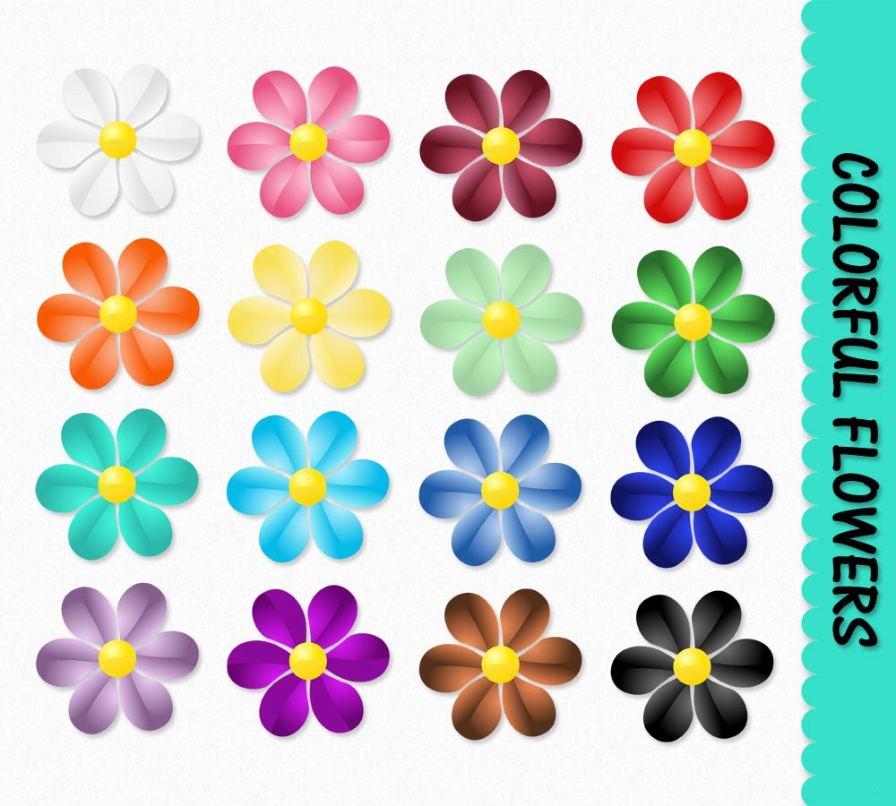 flower clipart printable clipground