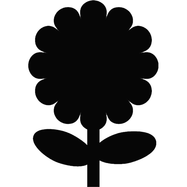 Free Flower Silhouette Images, Download Free Clip Art, Free.