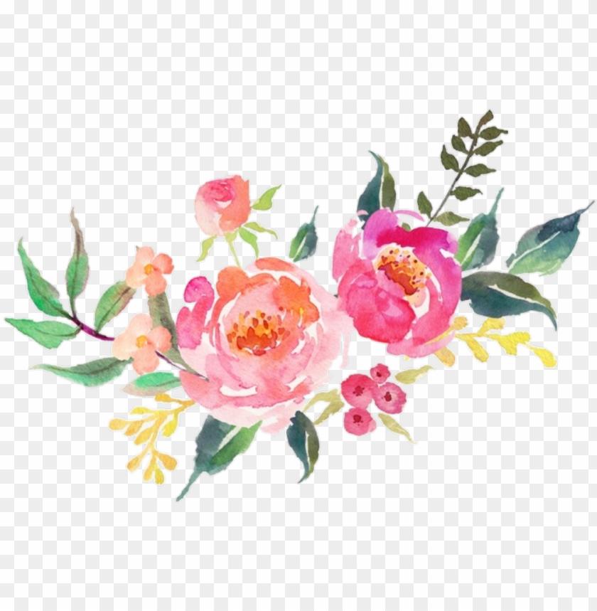 flower sticker.
