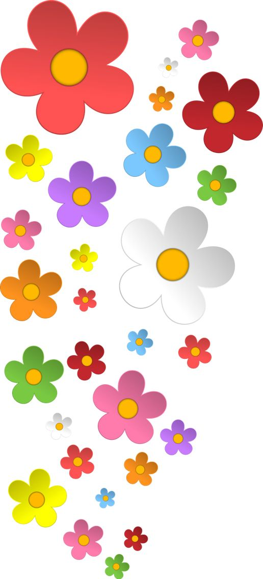 Clipart flowers.