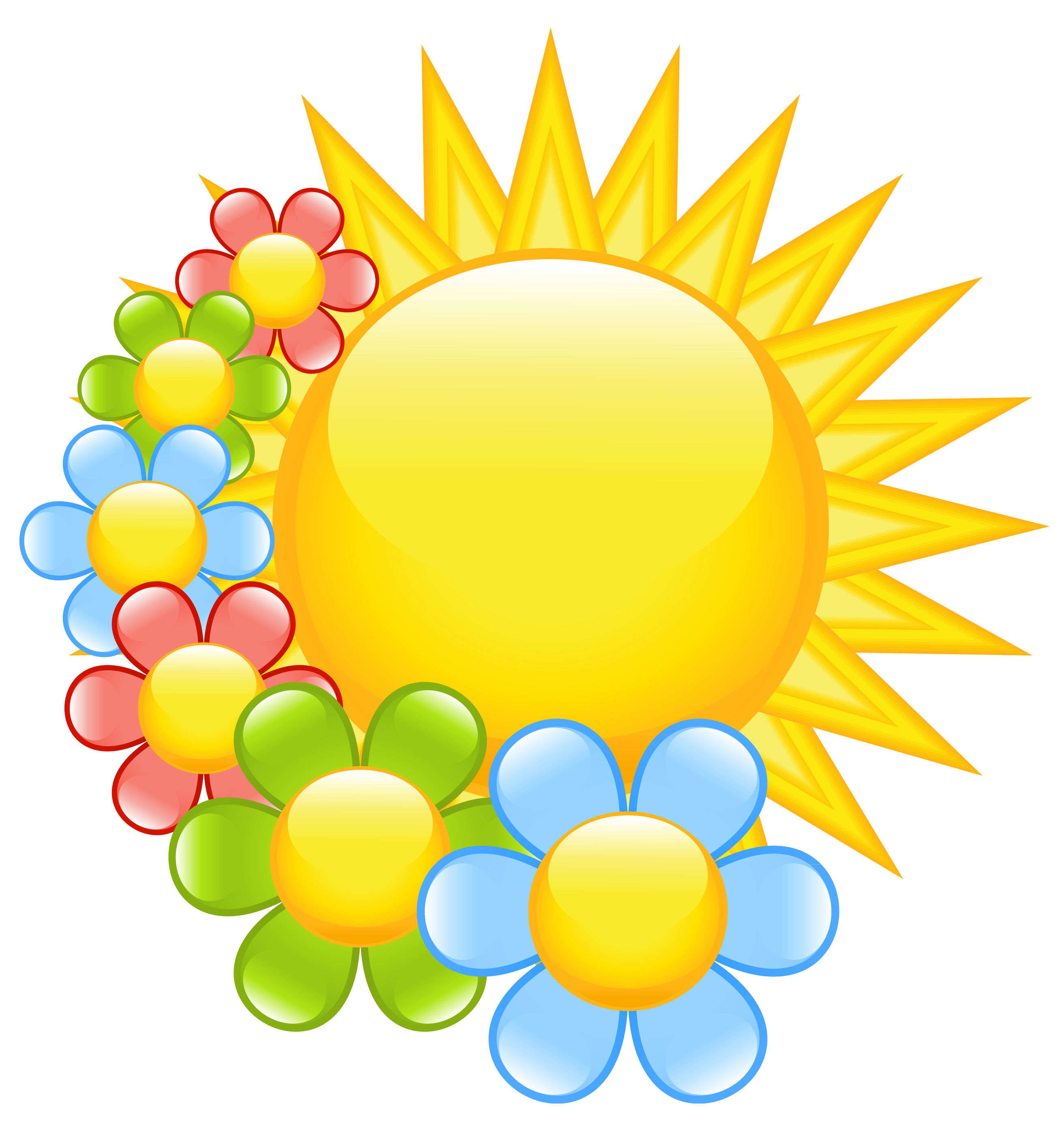 Flower Clip Art Free Download.