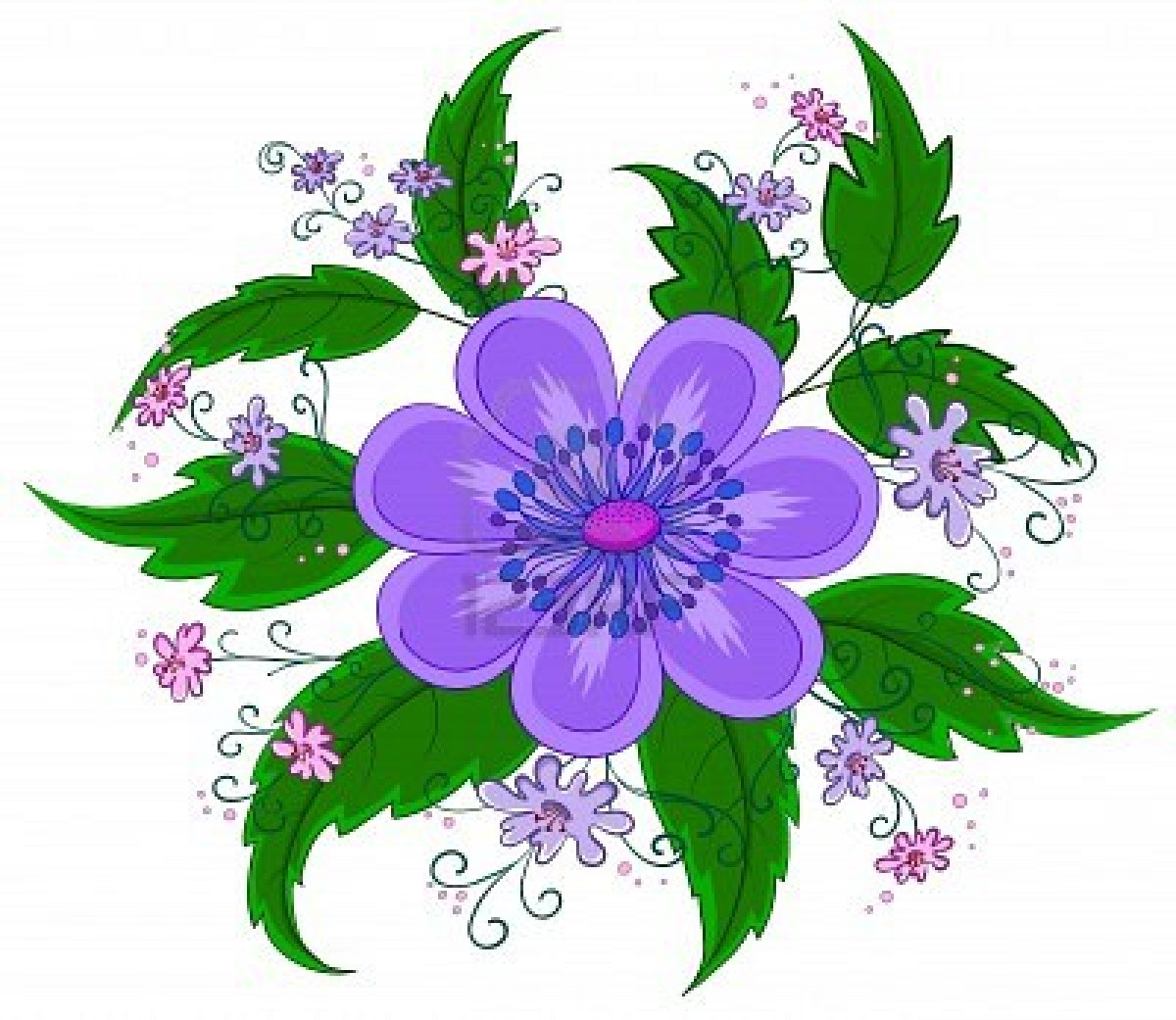 Hd Flower Clipart Free Download.