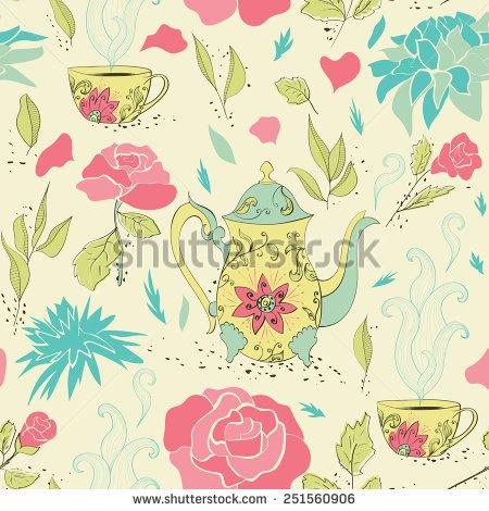 """flower Tea"""" Stock Photos, Royalty."""