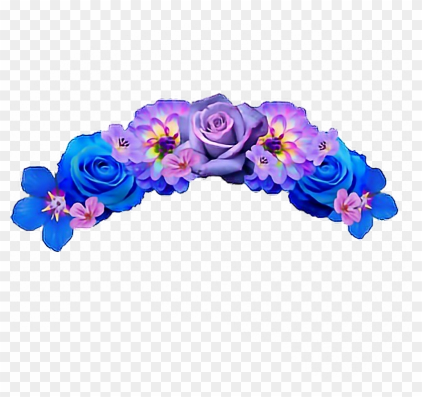 Flower Flowercrown Rose Snapchat Filter Crown.