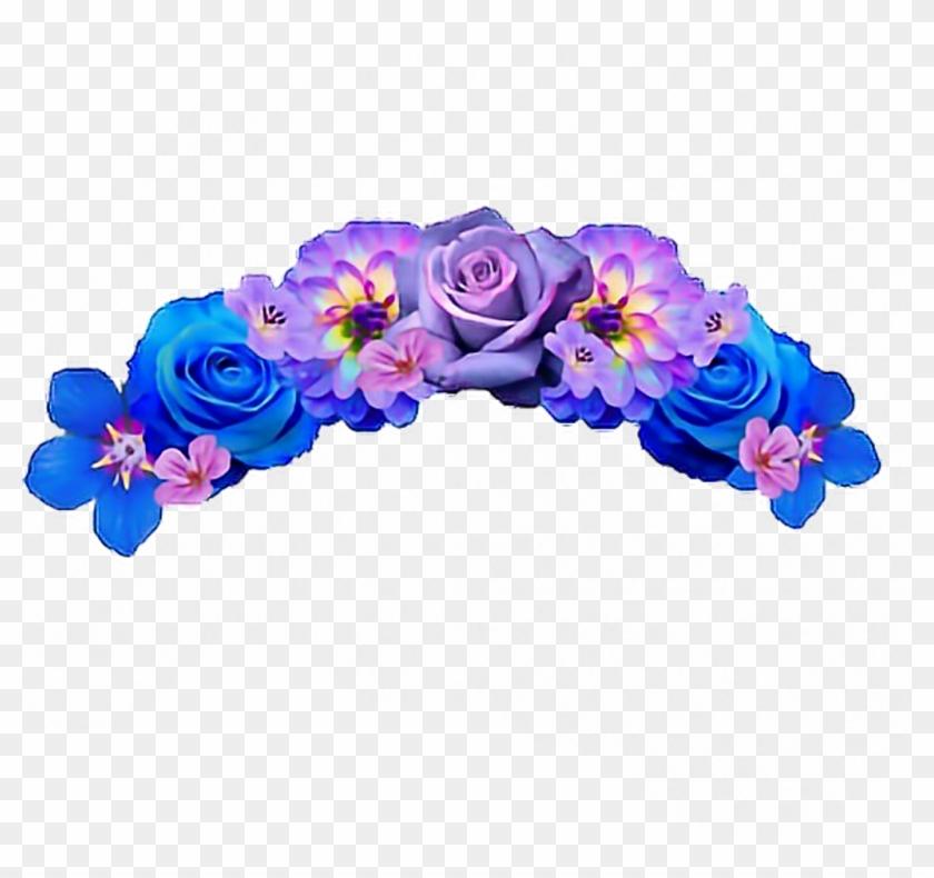 Flower Flowercrown Rose Snapchat Filter Crown.
