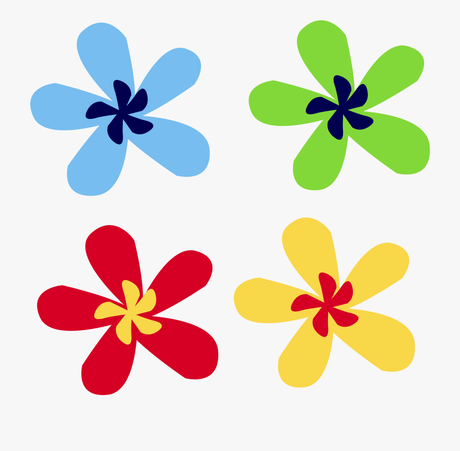 Flower Clipart Design.