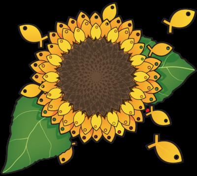 Image: Sunflower Fish.