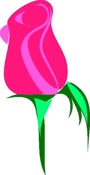 Flower Bud Clip Art.