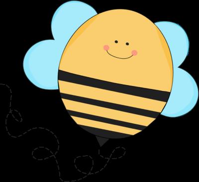 Fly On Flower Clip Art.