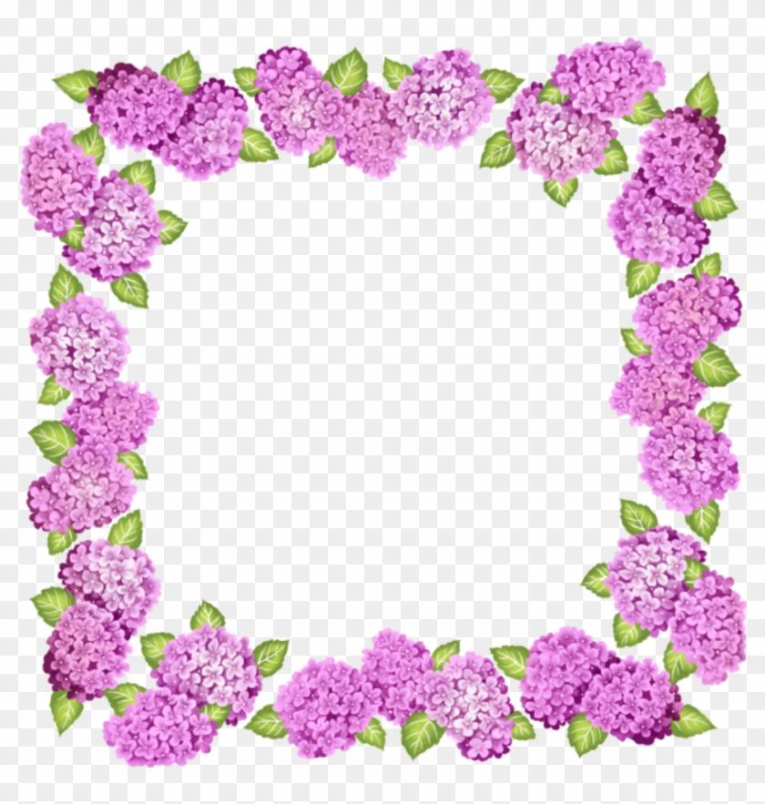 pink #flowers #flower #frame #frames #border #borders.