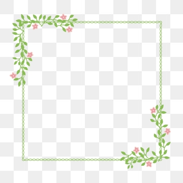 Flower Frame Png, Vector, PSD, and Clipart With Transparent.