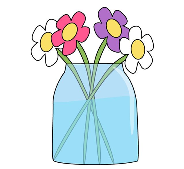 Free Flower Clip Art Images.