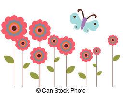 Flower garden Stock Illustrations. 120,919 Flower garden clip art.