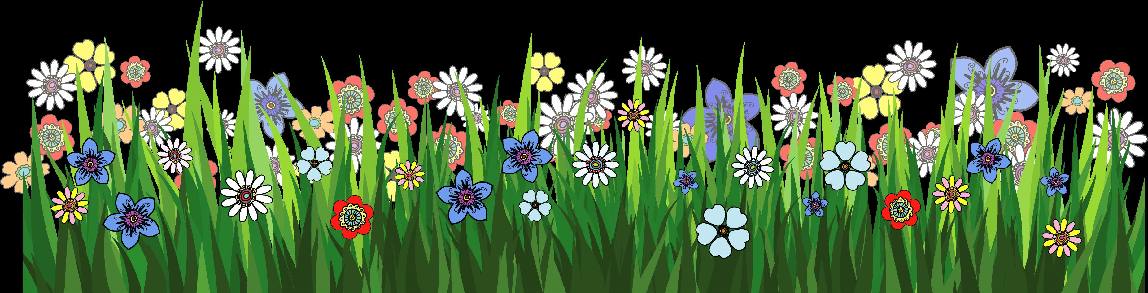 Grass Clipart Cartoon.