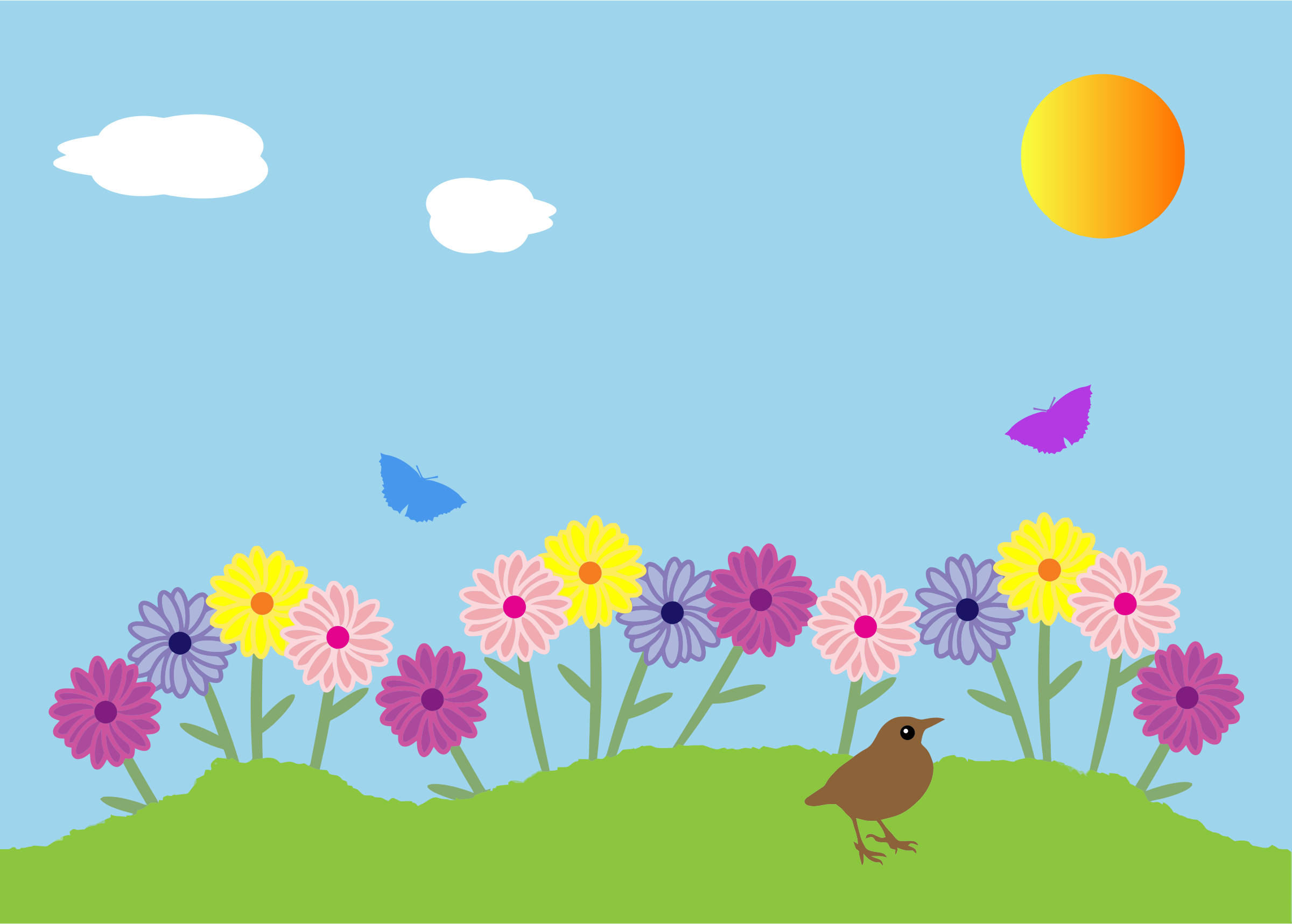 Free Flower Garden Cliparts, Download Free Clip Art, Free.