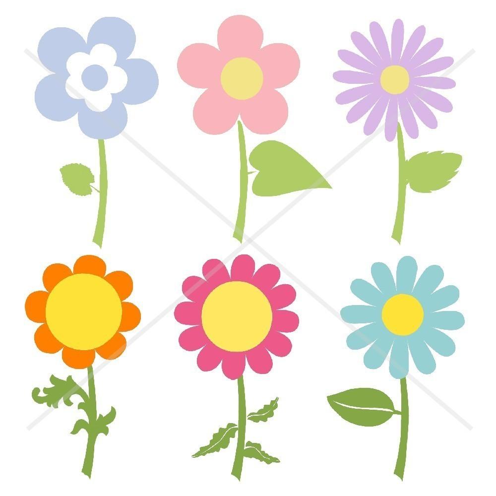garden border design clipart #8