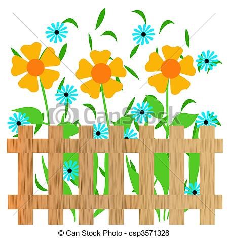 Clipart garden flowers.