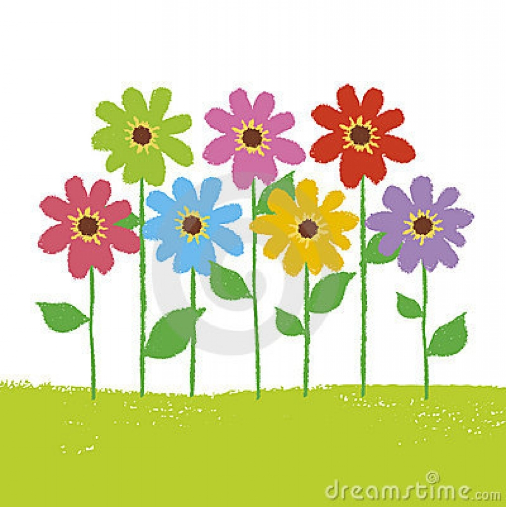 flower garden flowers and garden graphics and clip art flower.