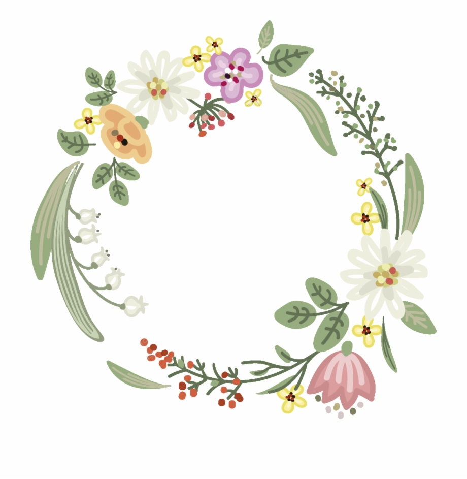Transparent Stock Garland Vector.
