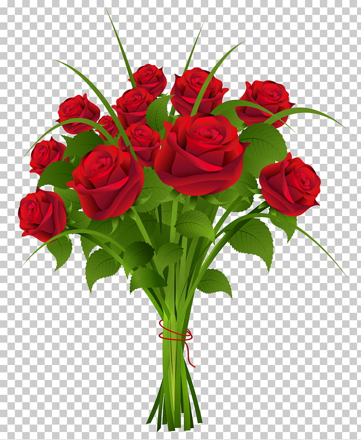 Gift Rose , Transparent Rose Bouqet Red , red flowers PNG.