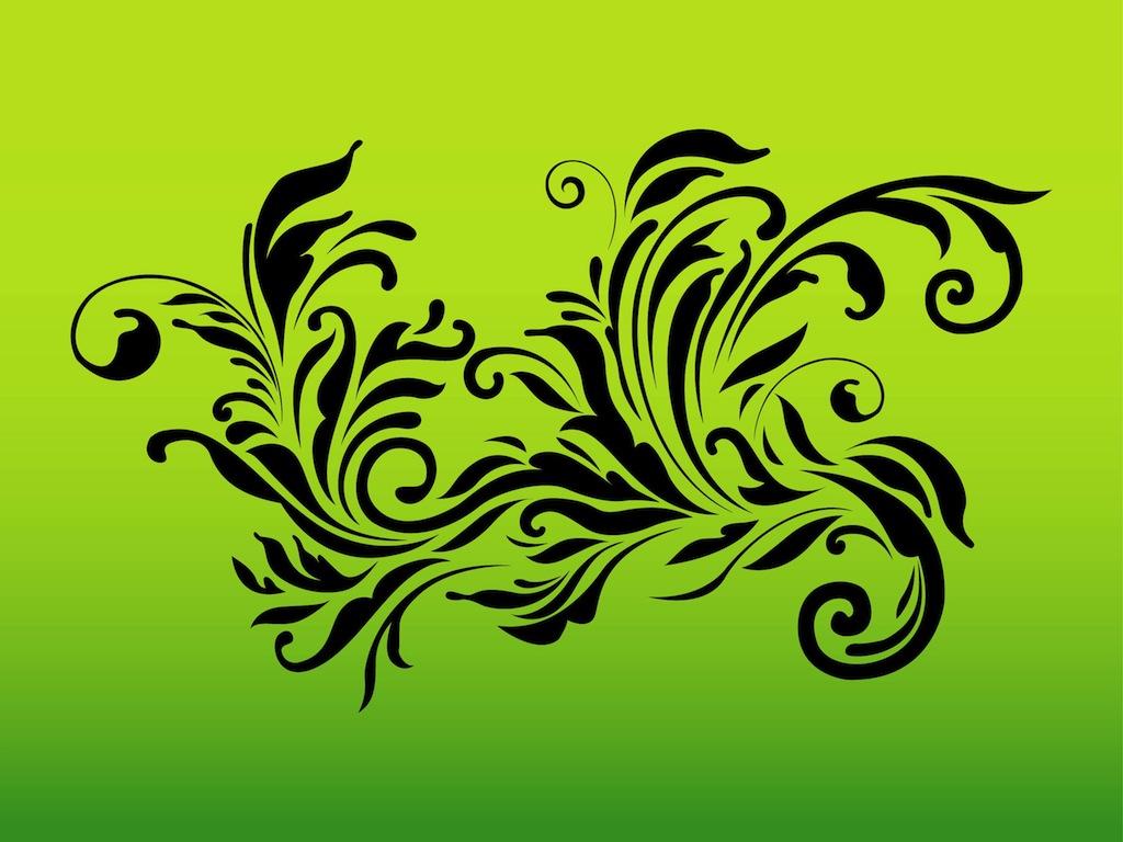 Vector Flower Graphics Vector Art & Graphics.