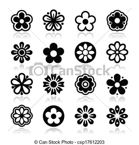 Flower head Stock Illustrations. 21,186 Flower head clip art.